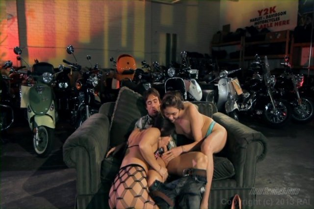 Streaming porn video still #1 from Shared Wives