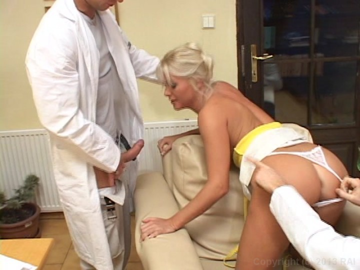 Free Video Preview image 3 from Boob Exam Scam Vol. 4