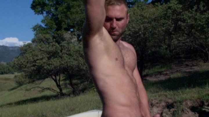 Streaming porn video still #1 from Alone On The Range