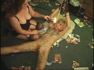 Streaming porn scene video image #9 from Femdom Takes Charge Of Her Asset