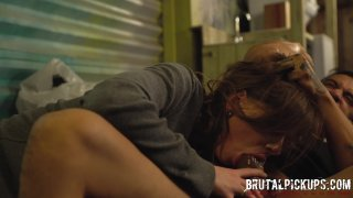 Streaming porn video still #6 from Brutal Pickups: Alex Blake