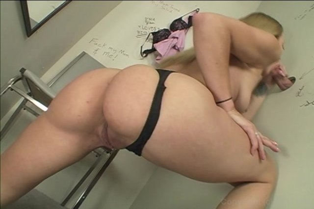 Streaming porn video still #1 from Big Dick Gloryholes #3