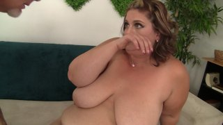 Streaming porn scene video image #2 from BBW Gets The Ride Of Her Life