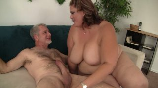 Streaming porn scene video image #3 from BBW Gets The Ride Of Her Life