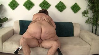 Streaming porn scene video image #4 from BBW Gets The Ride Of Her Life
