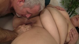 Streaming porn scene video image #5 from BBW Gets The Ride Of Her Life