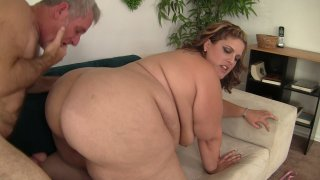 Streaming porn scene video image #9 from BBW Gets The Ride Of Her Life