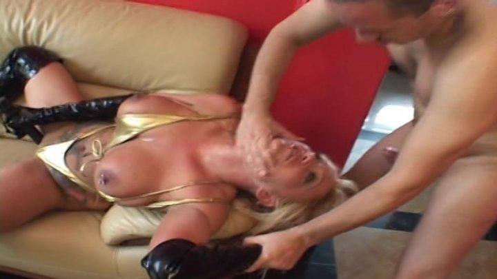 Streaming porn video still #4 from Big Tit Ass Stretchers 6