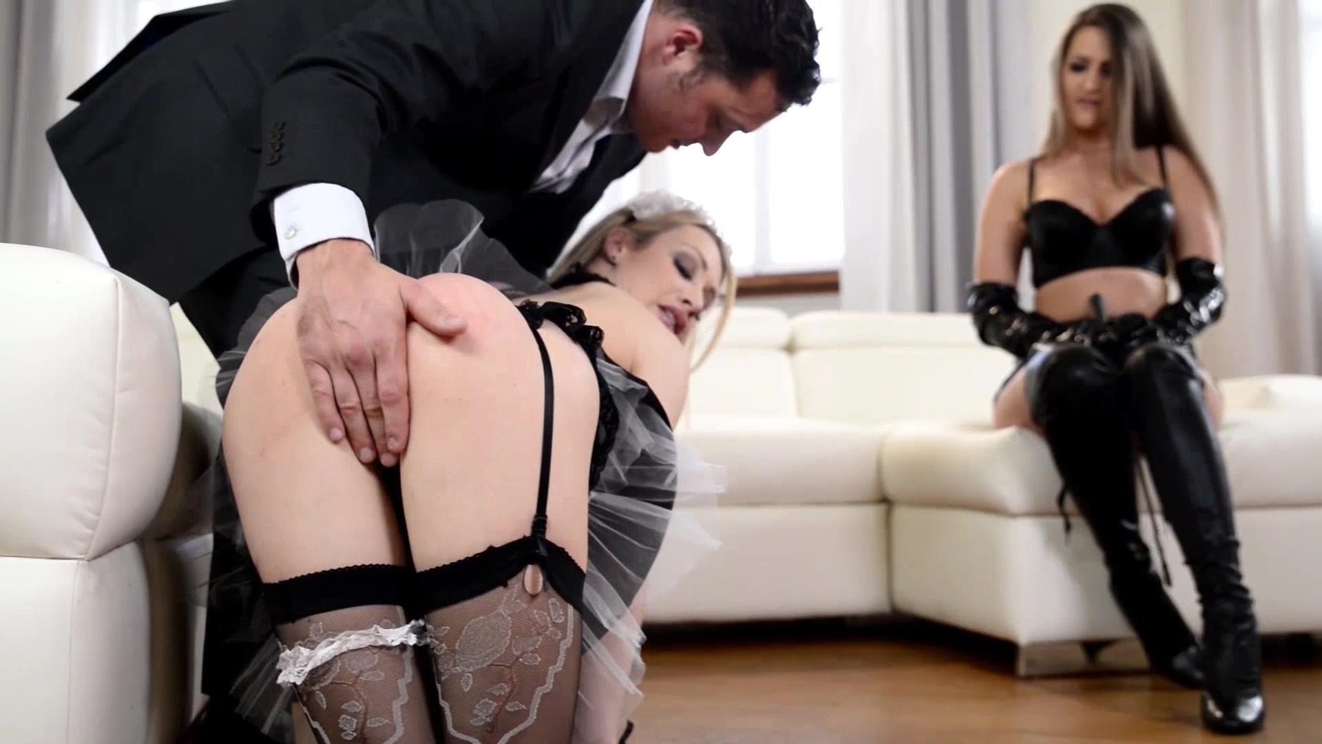 Фото видео секс домработницы наказание услуги