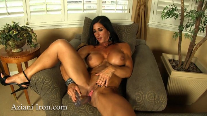 Streaming porn video still #5 from Aziani's Iron Girls 8