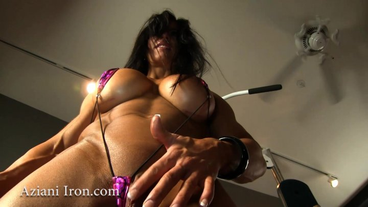 Streaming porn video still #8 from Aziani's Iron Girls 8