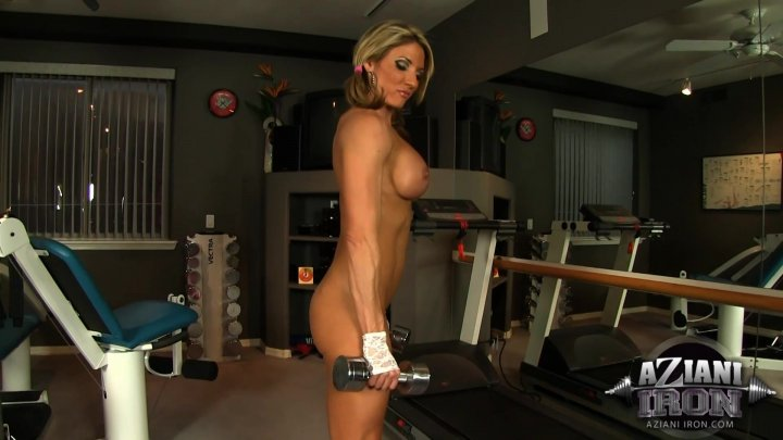 Streaming porn video still #10 from Aziani's Iron Girls 8