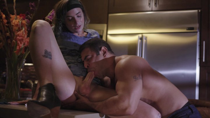 Streaming porn video still #1 from TS Taboo 5: All In The Family