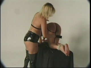 Streaming porn scene video image #5 from Pregnant Whore Gets Punished