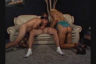 Streaming porn video still #3 from 3Way Bi Play 2