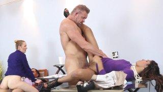 Streaming porn video still #8 from Daughter Swap