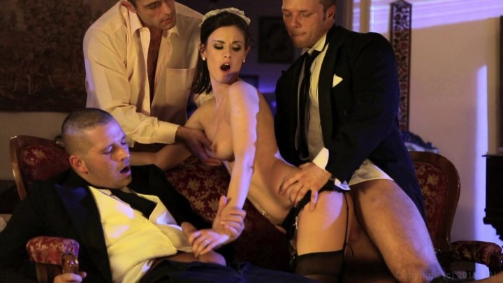 Streaming porn video still #3 from Claire Castel: The Chambermaid