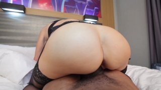 Streaming porn video still #6 from Interracial POV: Cougar Style