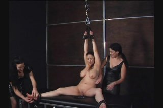 Streaming porn video still #4 from Very Best Of Tied N Tickled 2, The