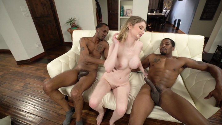 Streaming porn video still #1 from BBC Threesomes 2