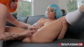 Streaming porn video still #13 from Squirt Bang 2