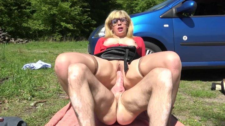 Streaming porn video still #1 from My Buddy Fucks Mummy