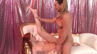 Streaming porn video still #8 from Chanel Santini: TS Superstar