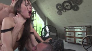 Streaming porn video still #7 from Rocco's Double Trouble