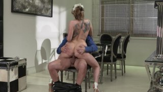 Streaming porn video still #3 from Rocco's Double Trouble