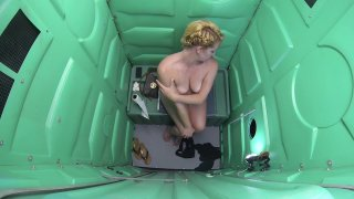 Streaming porn video still #9 from Real Public Glory Holes 3