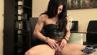 Streaming porn video still #2 from Aziani's Iron Girls 3