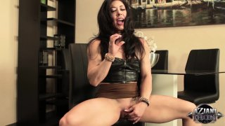 Streaming porn video still #4 from Aziani's Iron Girls 3