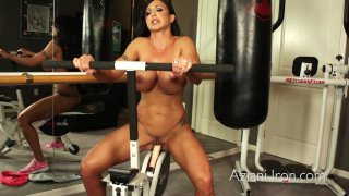 Streaming porn video still #9 from Aziani's Iron Girls 3