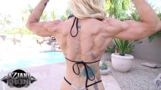 Streaming porn video still #3 from Aziani's Iron Girls 3