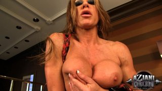 Streaming porn video still #7 from Aziani's Iron Girls 3