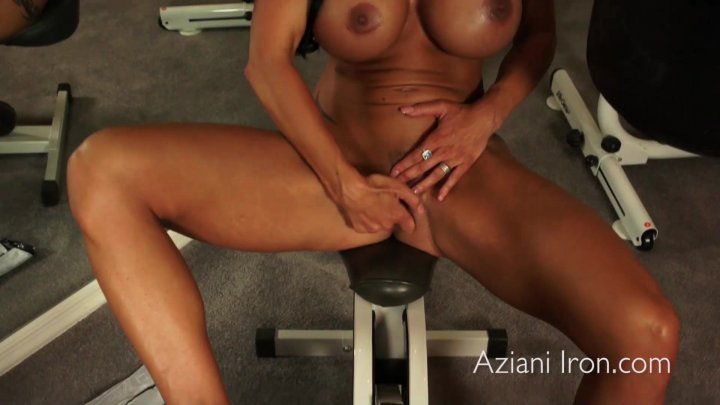 Streaming porn video still #1 from Aziani's Iron Girls 3