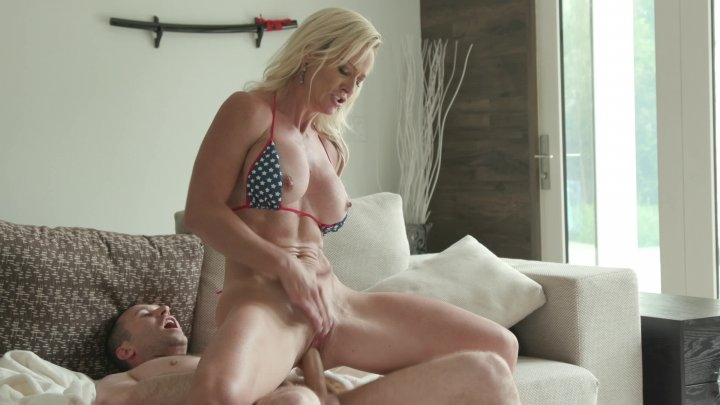 Streaming porn video still #1 from Mother Knows Best II