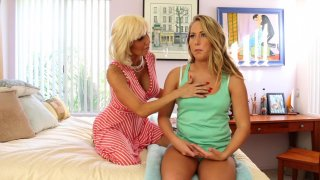 Streaming porn video still #3 from Mommy & Me #10