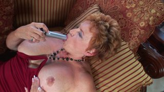 Streaming porn video still #6 from Horny 50 Plus MILFS X cut 2