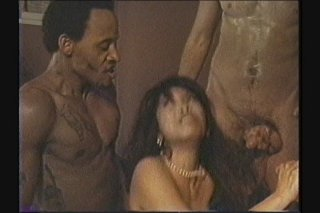 Streaming porn scene video image #8 from Gangbang Pummeling For A Lucky Gal