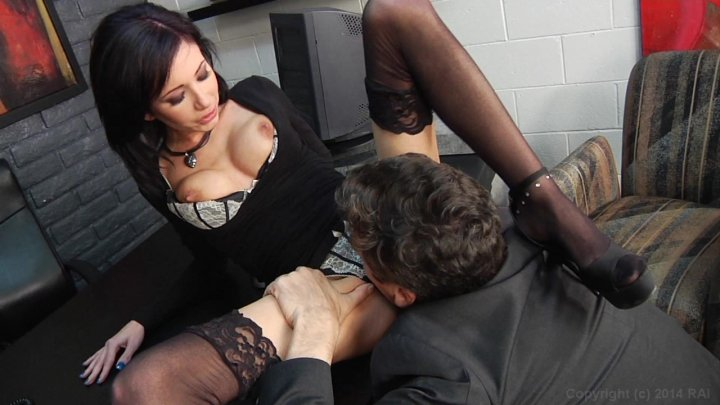 Streaming porn video still #3 from She's The Boss! 2