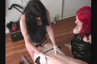 Streaming porn video still #8 from Strapped
