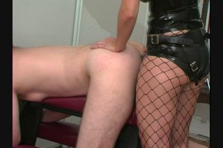 Streaming porn video still #7 from Strapped