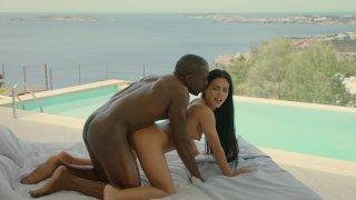 Streaming porn video still #8 from Interracial Icon Vol. 9