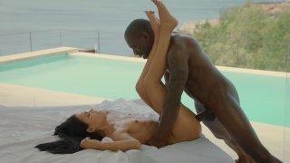 Streaming porn video still #9 from Interracial Icon Vol. 9