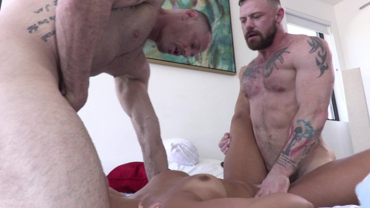 Streaming porn video still #1 from Coming Out Bi 4