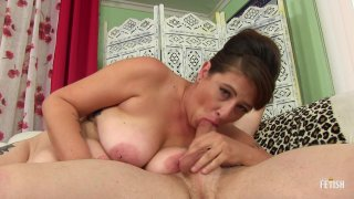 Streaming porn scene video image #2 from BBW Takes It Up The Ass