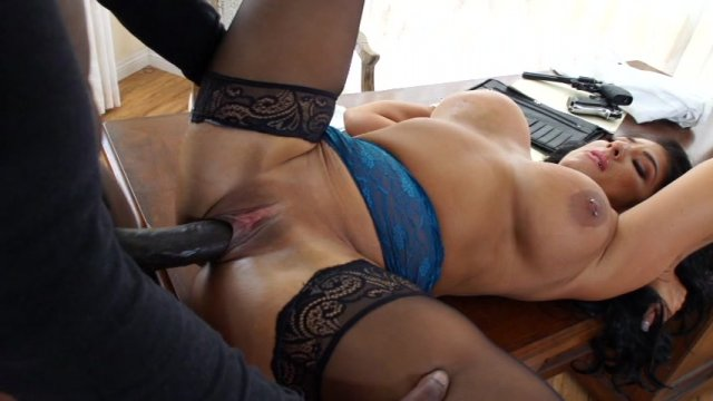 Streaming porn video still #1 from Lexington Steele Housewives Demolition 2