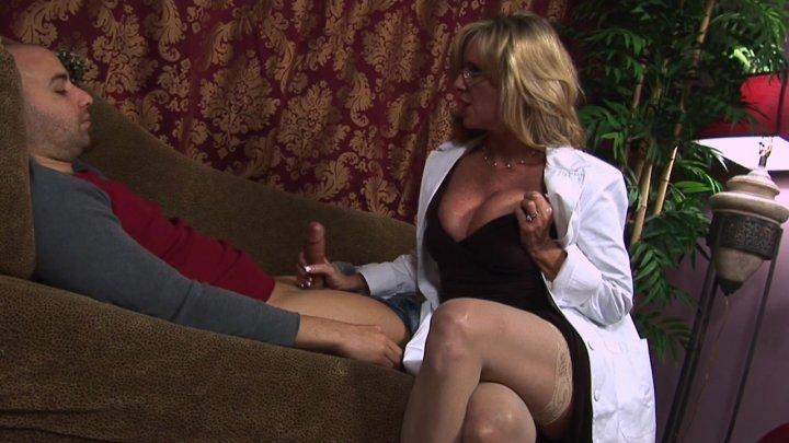 Streaming porn video still #4 from Hot MILF Handjobs #4