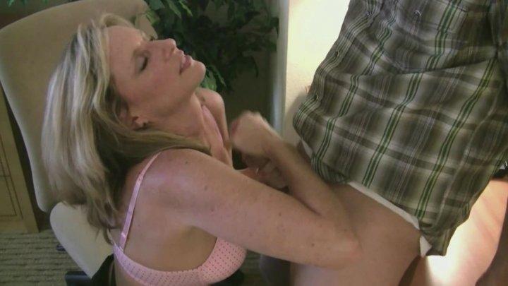 Streaming porn video still #8 from Hot MILF Handjobs #4